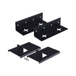 Rack mounting hardware kit - 1U
