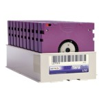 Spectralogic LTO-6 BaFe MLM TeraPack (Custom) - 10 LTO-6 tapes, Custom Barcode Labels, and TeraPack with Dust Cover.Visit www.SpectraLogic.com\barcode for mandatory label form. Capacity 2.5TB native. 90949397