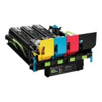 Yellow, cyan, magenta - printer imaging kit LCCP - for  CS720de, CS720dte, CS725de, CS725dte, CX725de, CX725dhe, CX725dthe