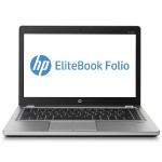 "EliteBook Folio 9470m Intel Core i5-3427U 1.8GHz Notebook - 8GB RAM, 128GB SSD, 14"" HD, Gigabit Ethernet - Refurbished"