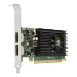 NVIDIA NVS 310 - Graphics card - Quadro NVS 310 - 1 GB DDR3 - PCIe 2.0 x16 low profile - 2 x DisplayPort - for  6300, 8200, Pro 4300; EliteDesk 800 G2; EliteOne 800 G2; Workstation Z440, Z640, Z840