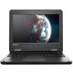 """ThinkPad 11e 20GB - Core i3 6100U / 2.3 GHz - Win 10 Pro 64-bit - 4 GB RAM - 128 GB SSD - 11.6"""" 1366 x 768 (HD) - HD Graphics 520 - Wi-Fi - graphite black"""