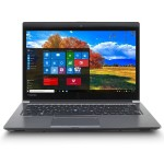 "Portege Z30-C1320 Intel Core i7-6600U Dual-Core 2.60GHz Ultrabook - 8GB RAM, 256GB SSD, 13.3"" HD LED, Gigabit Ethernet, Wireless-AC 8260, Bluetooth, Webcam, 4-cell Lithium-Ion, Cosmo Silver"