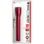 Mag Instrument 3C-Cell LED Flashlight - Red, Clamshell Packaging ML25LT-S3036
