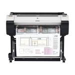 """imagePROGRAF iPF770 - 36"""" large-format printer - color - ink-jet - Roll (36 in) - USB 2.0, Gigabit LAN"""