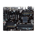 GA-F2A88X-D3HP - 1.0 - motherboard - ATX - Socket FM2+ - AMD A88X - USB 3.0, USB 3.1, USB-C - Gigabit LAN - onboard graphics (CPU required) - HD Audio (8-channel)