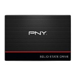 "PNY 240GB CS1311 SSD 2.5"" SATA III 6 Gbps 550MB/s SSD7CS1311-240-RB"
