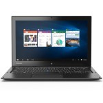 """Portégé Z20t-C2110 Intel Core m5-6Y57 1.10GHz Ultrabook - 4GB RAM, 128GB SSD, 12.5"""" FHD LED Touchscreen, Gigabit Ethernet, Wireless-AC 8260, Bluetooth, Front and Rear Cameras, 3-cell  Lithium-Ion, Graphite Black Metallic"""