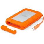 LaCie Rugged RAID STFA4000400 - Hard drive - 4 TB - external ( portable ) - USB 3.0 / Thunderbolt STFA4000400