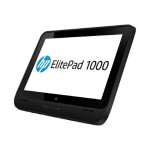 "HP Inc. Smart Buy ElitePad Mobile POS G2 Solution Intel Atom Quad-Core Z3795 1.60GHz Tablet - 4GB RAM, 64GB eMMC SSD, 10.1"" WUXGA UWVA Multi-touch, 802.11a/b/g/n, Bluetooth, Front and Rear Cameras, 2-cell (21 WHr) Lithium-ion Polymer G5R22UT#ABA"