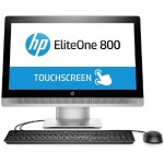 "HP Inc. Smart Buy EliteOne 800 G2Intel Core i7-6700 Quad-Core 3.40GHz All-in-One PC - 8GB RAM, 1TB HDD, 23"" IPS Touch HD LED, Slim DVDRW, Gigabit Ethernet, 802.11ac, Bluetooth, Webcam P5V06UT#ABA"