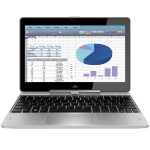 "HP Inc. Smart Buy EliteBook Revolve 810 G3 Intel Core i5-5200U Dual-Core 2.20GHz Tablet - 4GB RAM, 128GB SSD, 11.6"" LED HD Touchscreen, Gigabit Ethernet, 802.11a/b/g/n, Bluetooth, Webcam, TPM, 6-cell 44Wh Li-Ion T6D92UT#ABA"