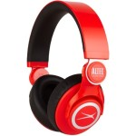 Altec Lansing Kickback DJ Headphones - Red MZX756-RED