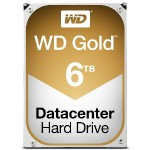 Gold 6TB Datacenter Hard Disk Drive - 7200 RPM Class SATA 6 Gb/s 128MB Cache 3.5 Inch