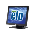"1517L - LED monitor - 15"" - touchscreen - 1024 x 768 - 250 cd/m² - 700:1 - 16 ms - VGA - black"