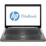 "EliteBook 8770w Intel Core i7-3610QM 2.3GHz Workstation - 4GB RAM, 500GB HDD, 17.3"" HD, DVD+/-RW, Gigabit Ethernet - Refurbished"