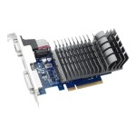 710-2-SL-CSM - Graphics card - GF GT 710 - 2 GB DDR3 - PCIe 2.0 - DVI, D-Sub, HDMI - fanless