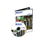 Brady LabelMark E-Media PRO - ( v. 6 ) - box pack - 1 seat - CD - Win - Multilingual LM6PROCD