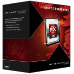 8-Core FX-8370 4.0GHz Socket AM3+ Black Edition Boxed Processor