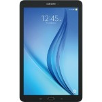 "Samsung Galaxy Tab E - Tablet - Android 5.1 (Lollipop) - 16 GB - 9.6"" ( 1280 x 800 ) - microSD slot - black SM-T560NZKUXAR"