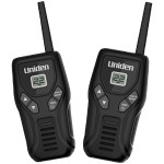 20-Mile 2-Way FRS/GMRS Radios
