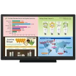 "AQUOS BOARD 70"" Class (69-1/2"" diagonal) 1920x1080 LED Interactive Display System"