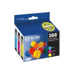 288 Multipack - 3-pack - yellow, cyan, magenta - original - ink cartridge - for Expression Home XP-330 Small-in-One, XP-430 Small-in-One, XP-434 Small-in-One