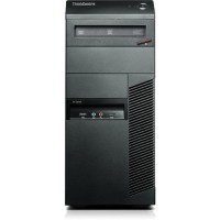 Lenovo ThinkCentre M91 Intel Core i5-2400 Quad-Core 3.10GHz Tower Desktop - 4GB RAM, 2TB HDD, DVD, Gigabit Ethernet - Refurbished RB-6755716554999