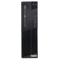 Lenovo ThinkCentre M91 Intel Core i5-2400 Quad-Core 3.10GHz Small Form Factor Desktop - 8GB RAM, 2TB HDD, DVD, Gigabit Ethernet - Refurbished RB-6755716555002