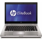"EliteBook 8460p Intel Core i5-2520M Dual-Core 2.50GHz Notebook - 8GB RAM, 1TB HDD, 14"" LED-backlit HD, DVD, Gigabit Ethernet - Refurbished"