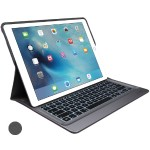 CREATE Backlit Keyboard Case with Smart Connector for iPad Pro - Black/Space Grey