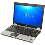 "EliteBook 6930p Intel Core 2 Duo P8600 2.4GHz Notebook - 2GB RAM, 160GB HDD, 14.1"" WXGA, DVD+/–RW, Gigabit Ethernet - Refurbished"