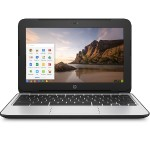 "HP Inc. Smart Buy Chromebook 11 G4 Education Edition Intel Celeron Dual-Core N2840 2.16GHz - 4GB RAM, 16GB SSD, 11.6"" LED HD, 802.11a/b/g/n/ac, Bluetooth, TPM, Webcam, 3-cell 36 WHr Li-ion V2W30UT#ABA"