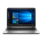 "Smart Buy ProBook 450 G3 Intel Core i5-6200U Dual-Core 2.30GHz Notebook PC - 4GB RAM, 500GB HDD, 15.6"" HD LED, DVD+/-RW SuperMulti, Gigabit Ethernet, 802.11a/b/g/n/ac, Bluetooth, Webcam, 4-cell 44WHr Li-Ion"