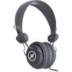 TRRS Headset with In-Line Microphone - Gray
