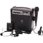 Portable Karaoke PA Amp & Microphone System