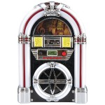 Pyle Bluetooth Retro Jukebox MP3 Speaker System PJUB25BT