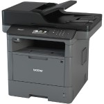 Monochrome Laser Multifunction Copier with Duplex Printing and Networking