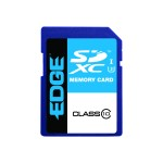Edge Memory Flash memory card - 64 GB - UHS-I U3 / Class10 - SDXC UHS-I PE248727