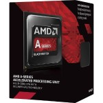 Advanced Micro Devices A8 series A8-7650K - 3.3 GHz - 4 cores - 4 threads - 4 MB cache - Socket FM2+ - Box AD765KXBJASBX