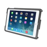 RAM Mounts IntelliSkin with GDS - Back cover for tablet - for Apple iPad Air 2 RAM-GDS-SKIN-AP8