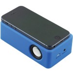Universal Induction Wireless Speaker for Mobile Phones