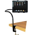 Gooseneck Tablet Table Stand