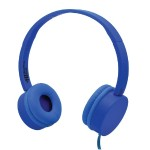 Hamilton Buhl KidzPhonz Headset with In-Line Microphone KPTR-BLU
