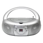 TOP CD BOOMBOX W/ AM/FM RADIO