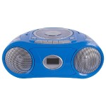 Bluetooth / CD / Cassette / FM Boombox