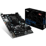 970A-G43 PLUS ATX Motherboard