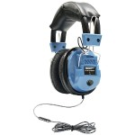 DELUXE, HEADSET WITH IN-LINE MICROPHONE, TRRS PLUG