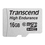 High Endurance - Flash memory card (microSDHC to SD adapter included) - 16 GB - Class 10 - SDHC