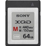 M-Series QDM64 - Flash memory card - 64 GB - XQD